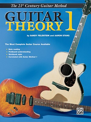 Guitar Theory 1 By Stang, Aaron (EDT)